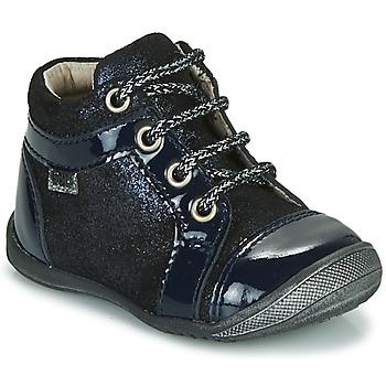 Schoenen Meisjes Hoge sneakers GBB OMANE Blauw