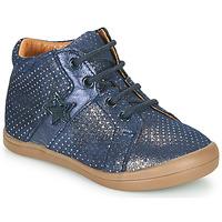 Schoenen Meisjes Laarzen GBB DUANA Blauw