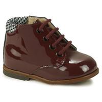 Schoenen Meisjes Hoge sneakers GBB TACOMA Rood