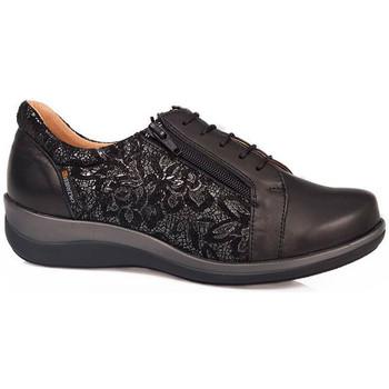 Schoenen Dames Derby & Klassiek Calzamedi Schoenen  AANPASBAAR GRAY