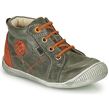 Schoenen Jongens Laarzen GBB OLAN Grijs