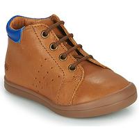 Schoenen Jongens Laarzen GBB TIDO Brown