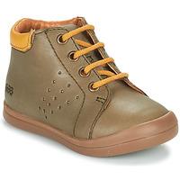 Schoenen Jongens Hoge sneakers GBB TIDO Groen