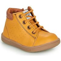 Schoenen Jongens Hoge sneakers GBB FOLLIO Orange