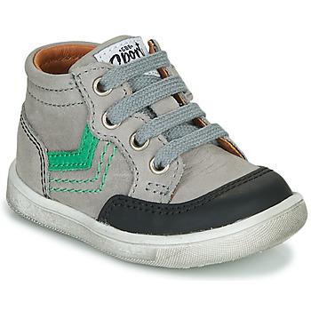 Schoenen Jongens Hoge sneakers GBB VIGO Grijs