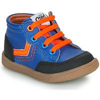 Schoenen Jongens Hoge sneakers GBB VIGO Blauw