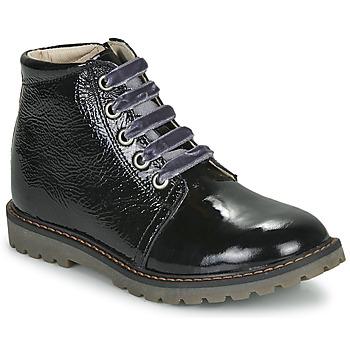 Schoenen Meisjes Laarzen GBB NAREA Grijs