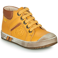 Schoenen Jongens Hoge sneakers GBB OLANGO Geel