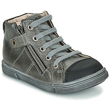 Schoenen Jongens Hoge sneakers GBB KAMIL Grijs