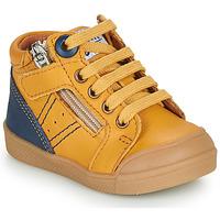 Schoenen Jongens Hoge sneakers GBB ANATOLE Orange