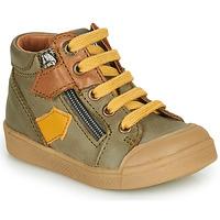 Schoenen Jongens Hoge sneakers GBB IONNIS Groen