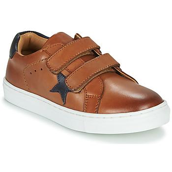 Schoenen Jongens Lage sneakers GBB DANAY Brown