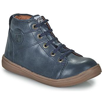 Schoenen Jongens Hoge sneakers GBB KELIG Blauw