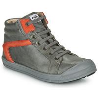 Schoenen Jongens Hoge sneakers GBB IWEN Grijs