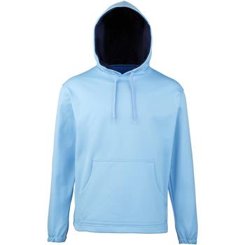 Textiel Jongens Sweaters / Sweatshirts Rhino Performance Sky/Navy