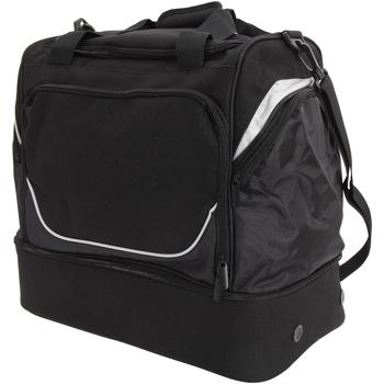 Tassen Reistassen Quadra QS285 Zwart/lichtgrijs