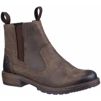 Schoenen Dames Laarzen Cotswold  Bruin