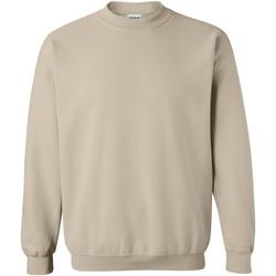 Textiel Sweaters / Sweatshirts Gildan 18000 Zand