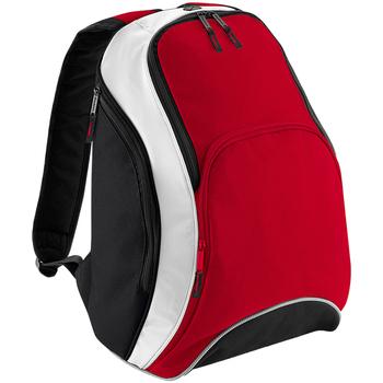 Tassen Rugzakken Bagbase BG571 Klassiek rood/zwart/wit