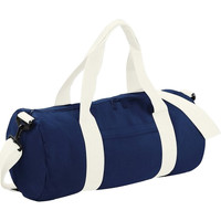 Tassen Reistassen Bagbase BG140 Franse marine/buitenwit