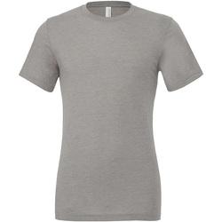 Textiel Heren T-shirts korte mouwen Bella + Canvas Triblend Atletisch Grijs Triblend