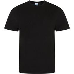 Textiel Heren Pyjama's / nachthemden Comfy Co CC040 Zwart