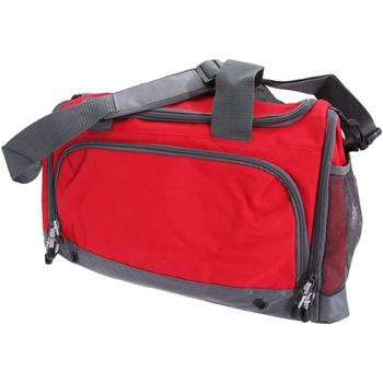 Tassen Sporttas Bagbase BG544 Klassiek rood