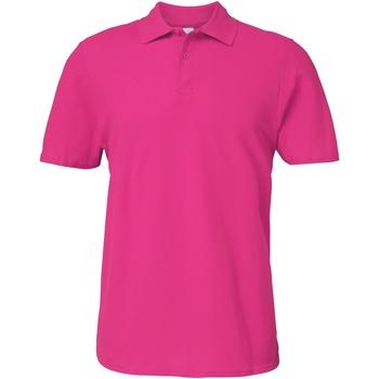 Textiel Heren Polo's korte mouwen Gildan Softstyle Heliconia