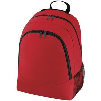 Tassen Rugzakken Bagbase BG212 Klassiek rood