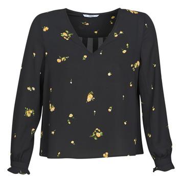 Textiel Dames Tops / Blousjes Only ONLADIE Zwart
