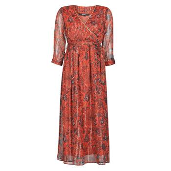 Textiel Dames Lange jurken Vero Moda VMGLAMMY Rood