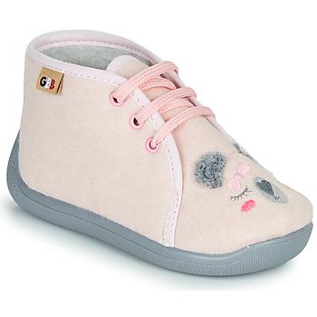 Schoenen Meisjes Sloffen GBB CHARIE Roze
