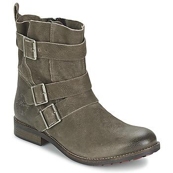 Schoenen Dames Laarzen S.Oliver BEXUNE Brown