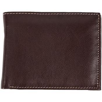 Tassen Heren Portefeuilles Eastern Counties Leather  Bruin