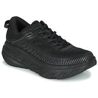 Schoenen Heren Lage sneakers Hoka one one BONDI 7 Zwart