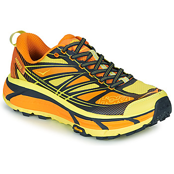Schoenen Heren Lage sneakers Hoka one one MAFATE SPEED 2 Geel / Orange