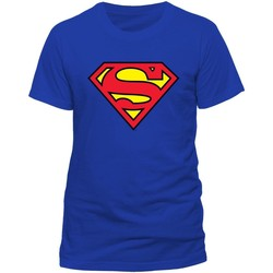 Textiel T-shirts korte mouwen Dessins Animés  Blauw