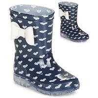 Schoenen Meisjes Regenlaarzen Be Only AMOUR FLASH Marine
