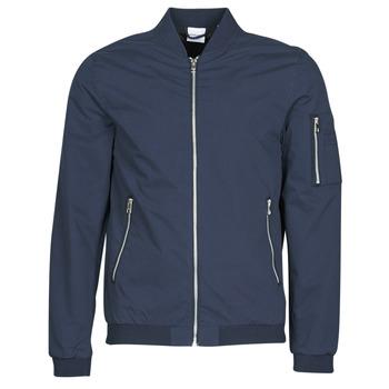 Textiel Heren Wind jackets Jack & Jones JJERUSH Marine