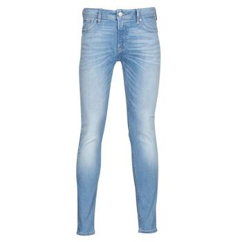 Textiel Heren Skinny jeans Jack & Jones JJILIAM Blauw / Clair