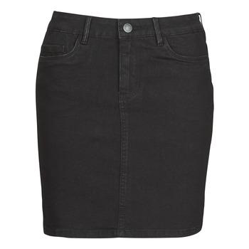 Textiel Dames Rokken Vero Moda VMHOT SEVEN Zwart