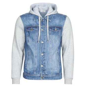 Textiel Heren Spijker jassen Casual Attitude LAURYNE Blauw / Medium