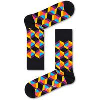 Accessoires Heren Sokken Happy Socks Optiq square sock Multicolour