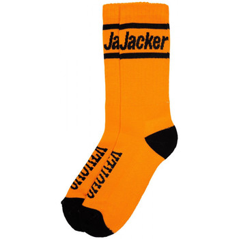 Accessoires Heren Sokken Jacker After logo socks Orange