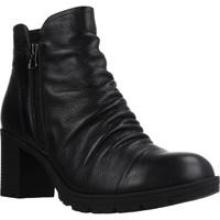 Schoenen Dames Enkellaarzen Carmela 66869C Zwart