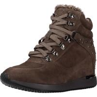 Schoenen Dames Hoge sneakers Carmela 66878C Bruin