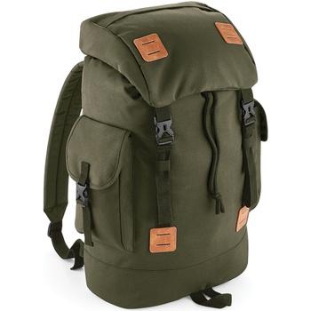 Tassen Rugzakken Bagbase BG620 Militair Groen/Tan