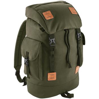 Tassen Heren Rugzakken Bagbase BG620 Militair Groen/Tan