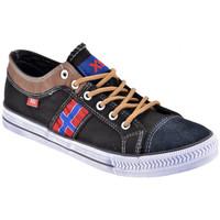 Schoenen Heren Lage sneakers Xti  Zwart