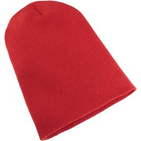 Accessoires Muts Yupoong Beanie Rood